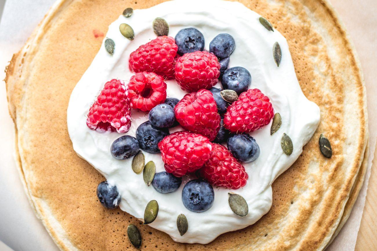 Pancakes Proteici Salutari