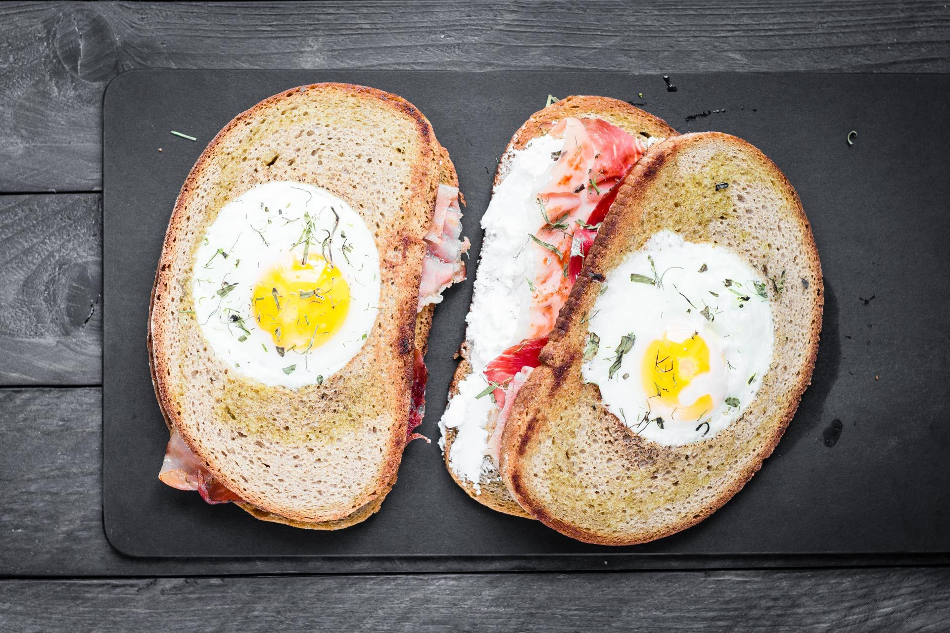 Egg-In-A-Hole-Sandwich video image