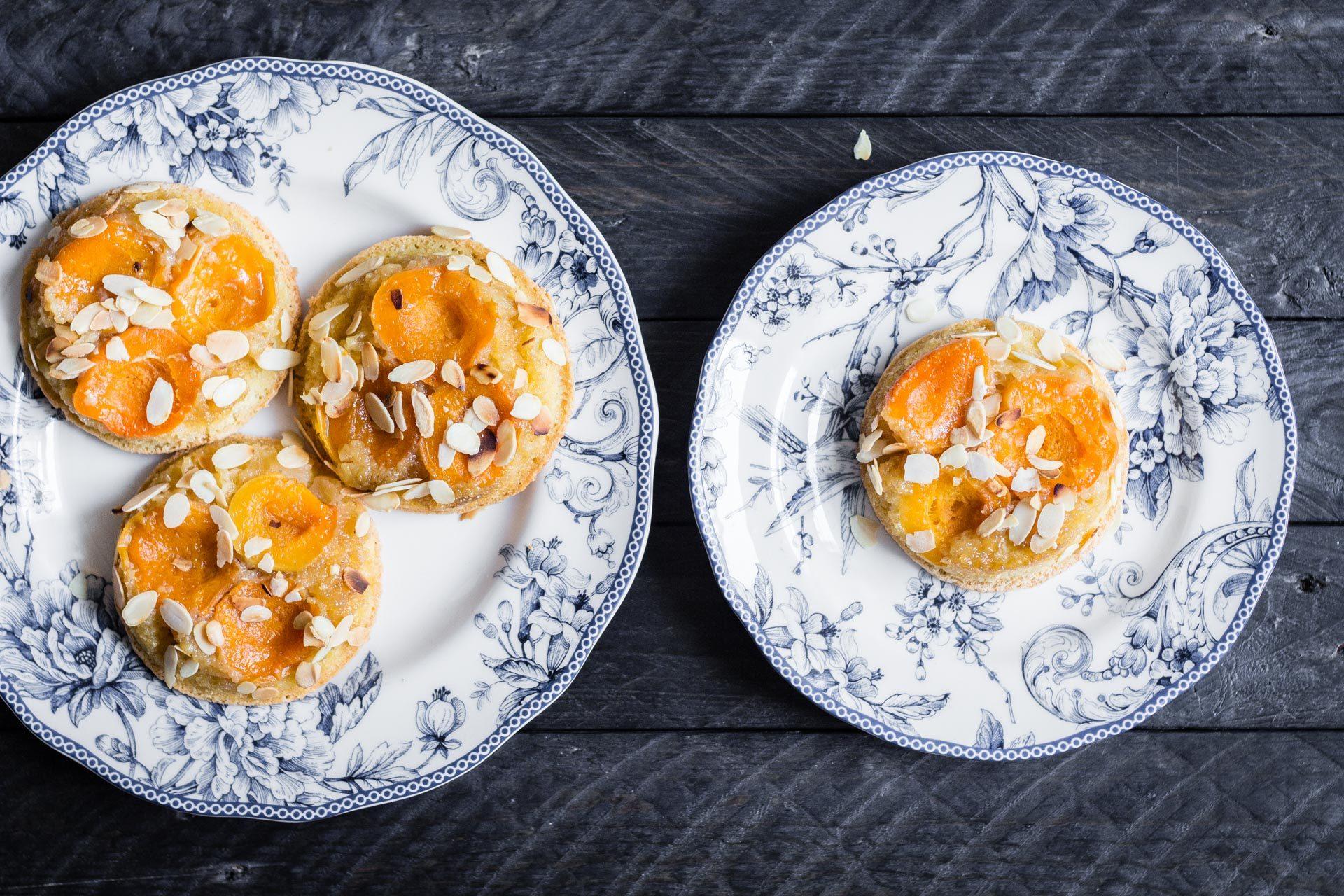 Mini cake sottosopra alle albicocche della Val Venosta video image