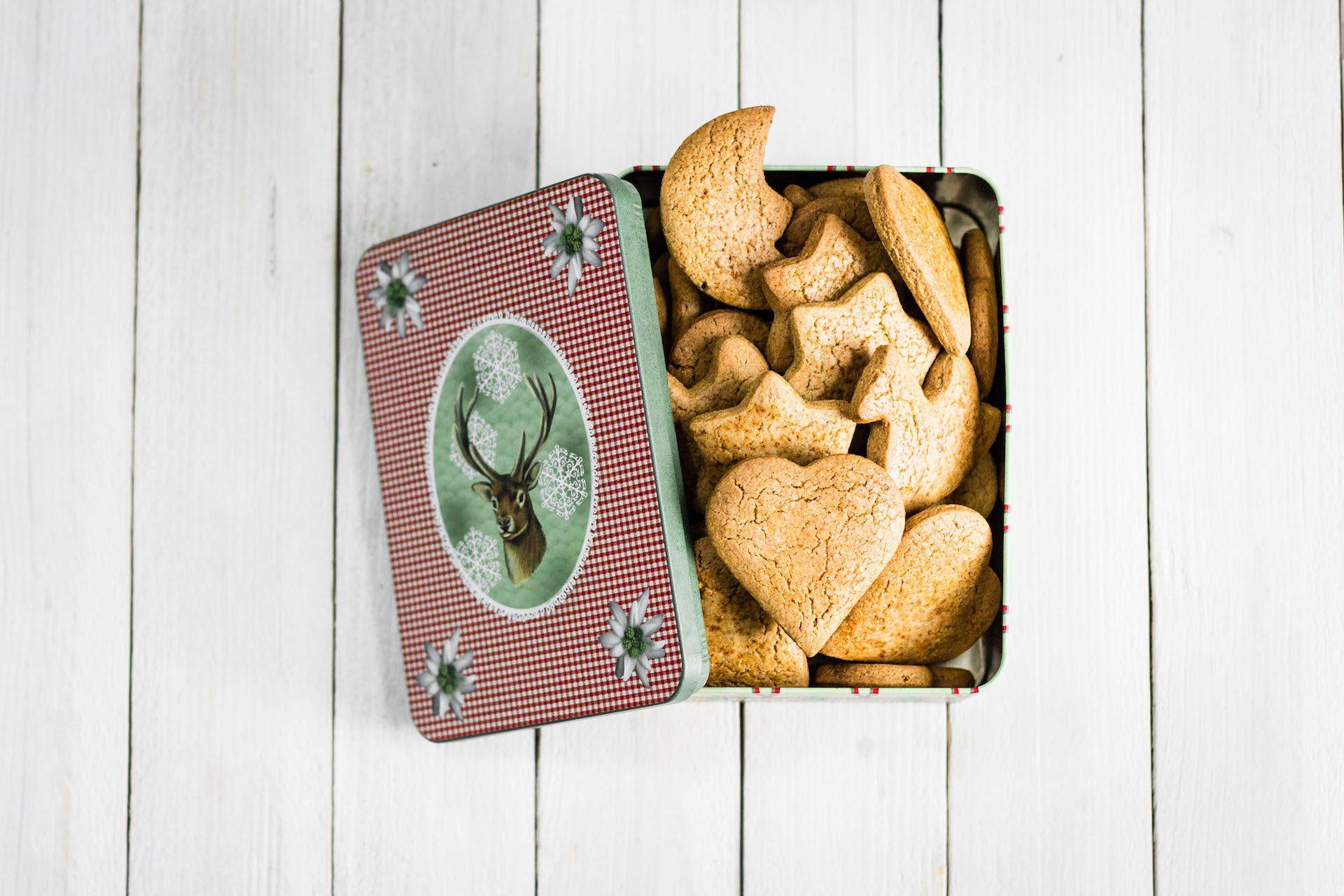 Lebkuchen: biscotti speziati video image