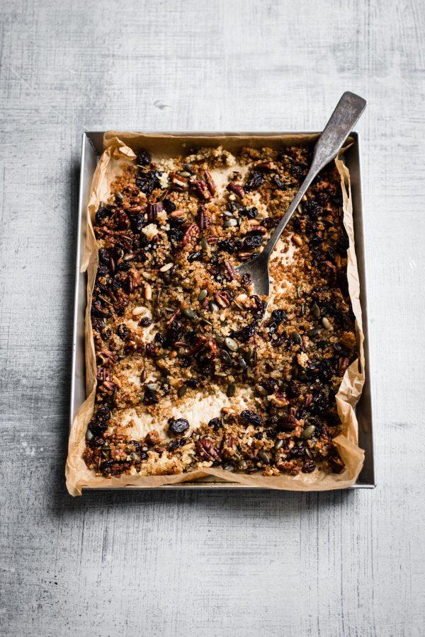 Granola di quinoa