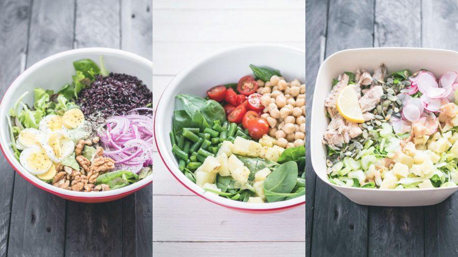 Le mie insalate uniche