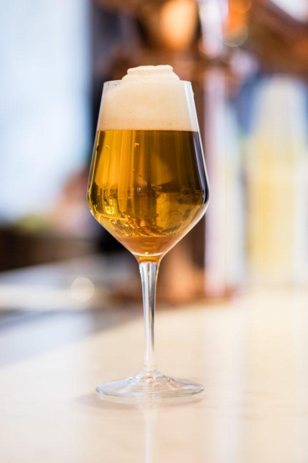 Come servire la birra