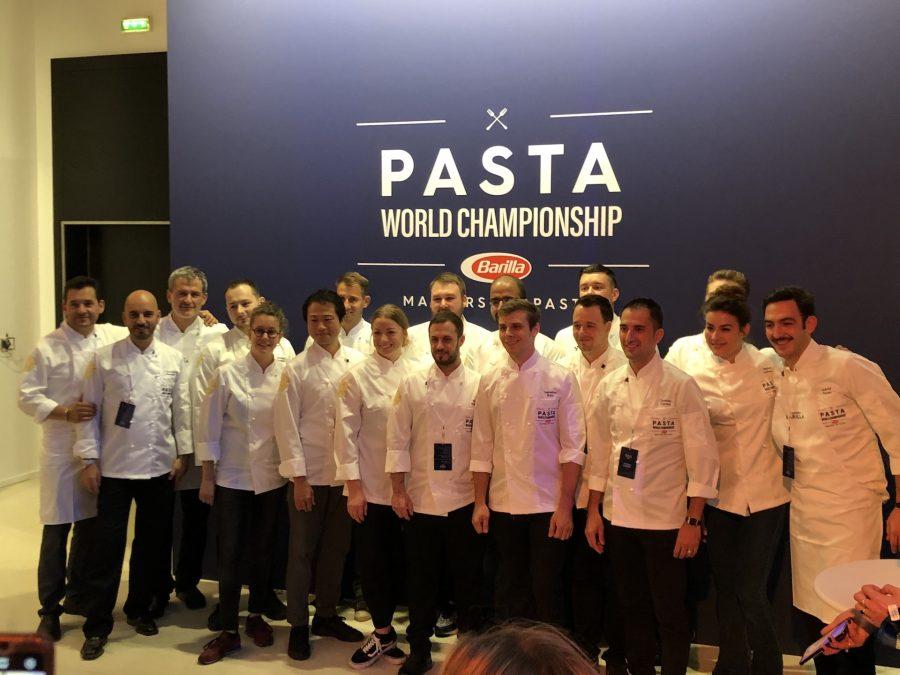 Il mio Pasta World Championship