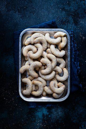 Cornetti alla vaniglia