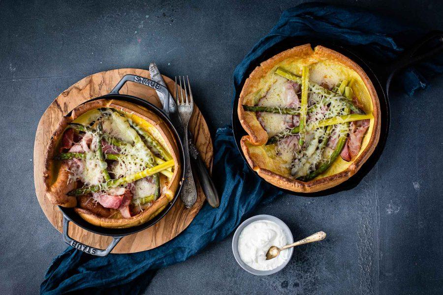 Dutch pancake di primavera